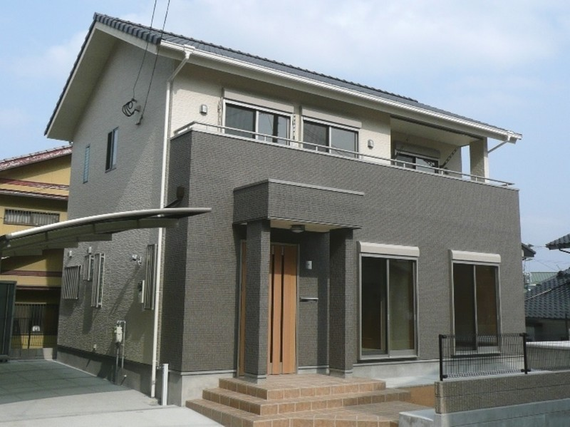 土地を立体的に活用した家 概要