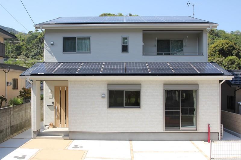 太陽光たっぷりのおひさま住宅 概要