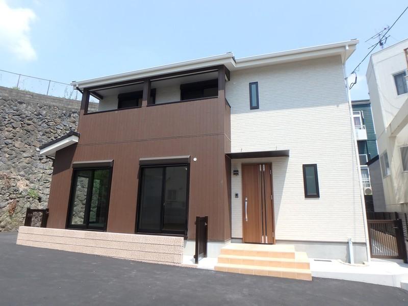 家事動線にこだわった陽当り良好なコンパクト住宅 概要
