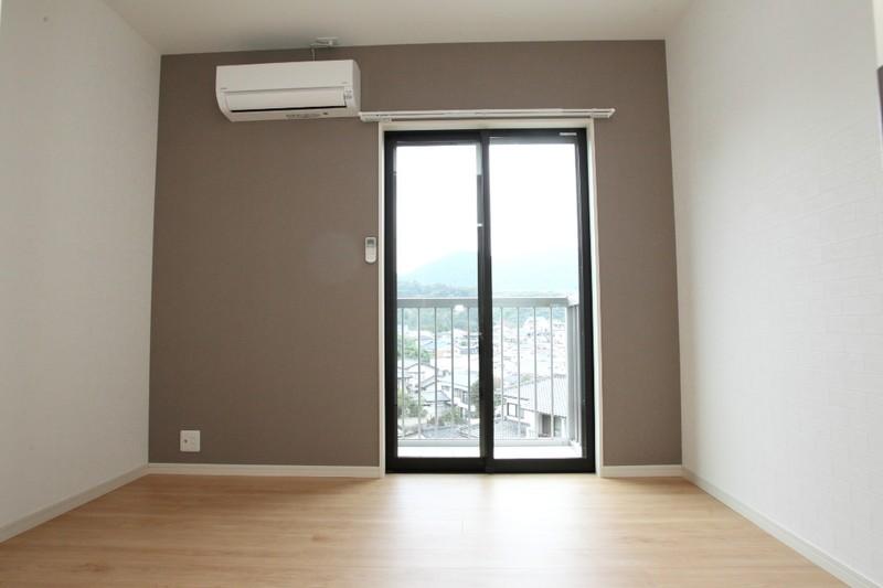 メゾネットタイプの賃貸住宅 洋室